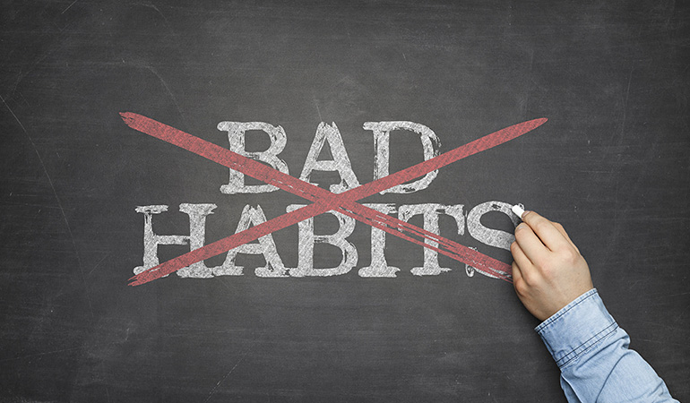 4 Habits for Managers to Break