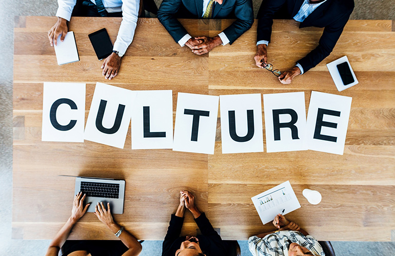 3 Components of Work Culture