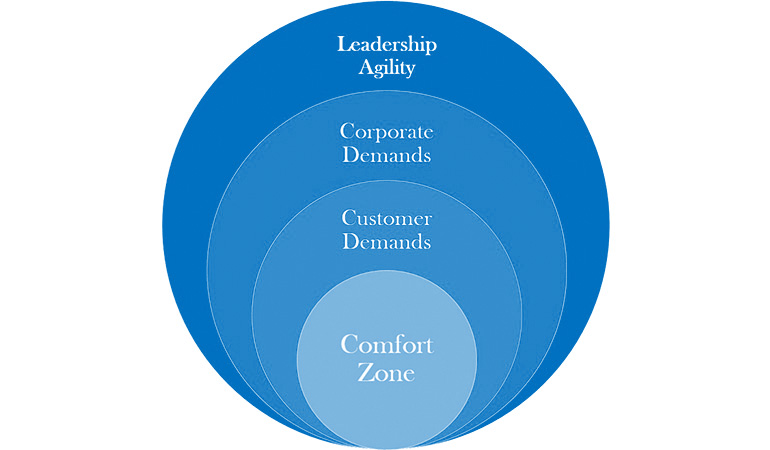 Leadership Agility: Make Uncertainty Your Comfort Zone